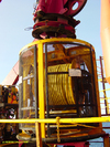 Subsea 7 Pioneer ROV on Paul B Loyd Junior